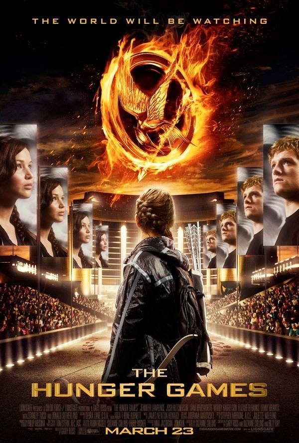 The Hunger Games Full Poster