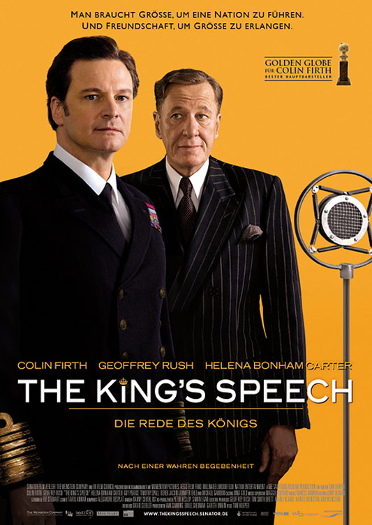 the kings speech 10